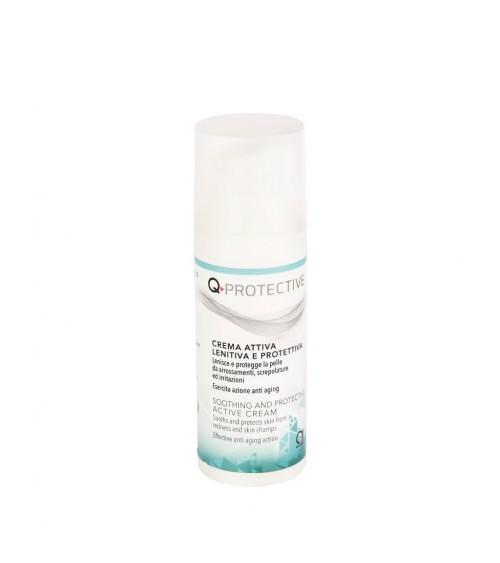 Q-Protective - крем за кожни раздразнения | Whiteflower.bg